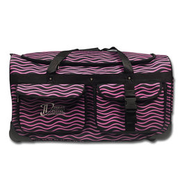 Dream Duffel Large Pink Waves