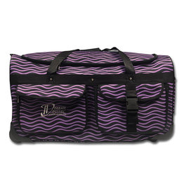 Dream Duffel Large Purple Waves