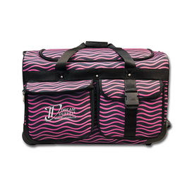 Dream Duffel Medium Pink Waves