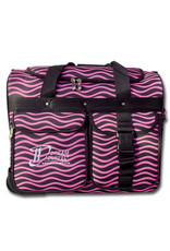 Dream Duffel Small Pink Waves