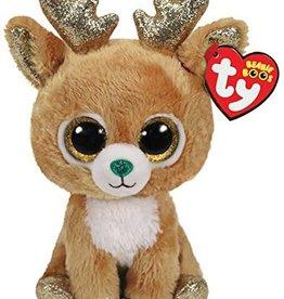 Ty Glitzy Reindeer Medium