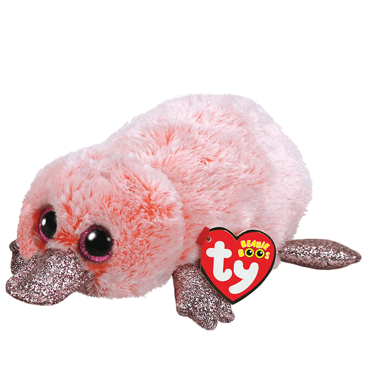 Ty Wilma the Platypus Beanie Boo Regular