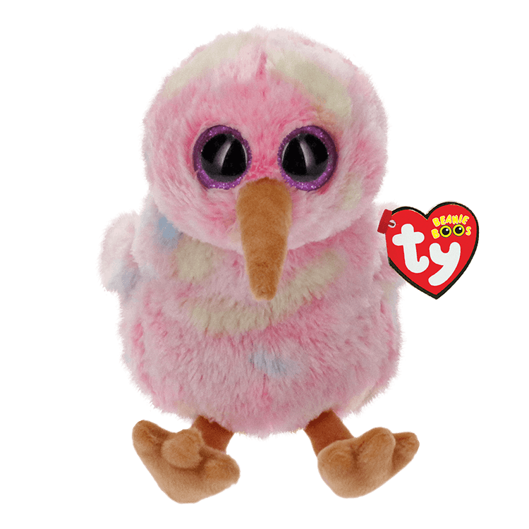 Ty Kiwi Bird Medium Beanie Boo