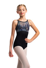Ainsliewear 153NU-G Nutcracker Camisole Bodysuit for Girls