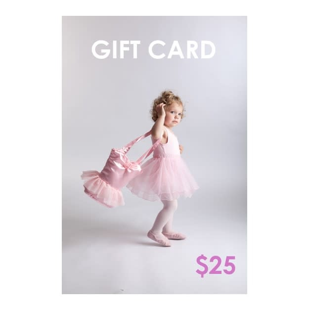 Instep Online Gift Card $25