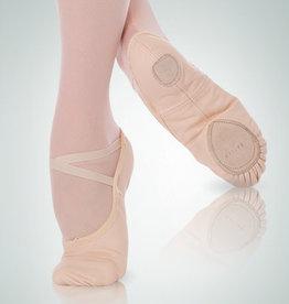 Angelo Luzio 246C Canvas Child Ballet Shoe