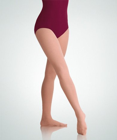 Body Wrappers A30 Footed Dance Tight for Adults