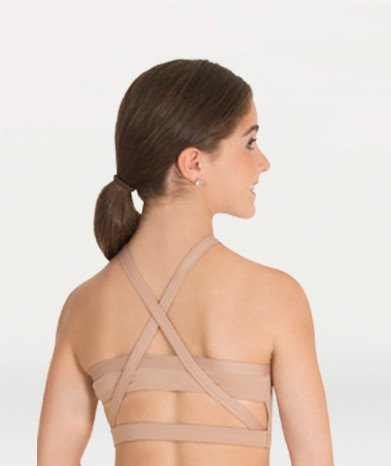 Body Wrappers BWP9009 Crop Top for Adults
