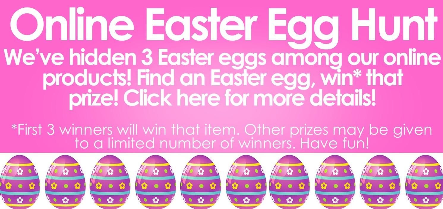 Online Easter Egg Hunt 2020