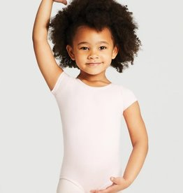 Capezio CC400C Child Short Sleeve Bodysuit