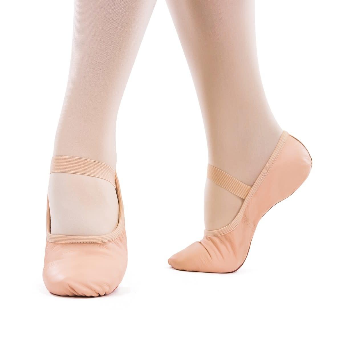 So Danca SD69S Leather Ballet Shoe for Children