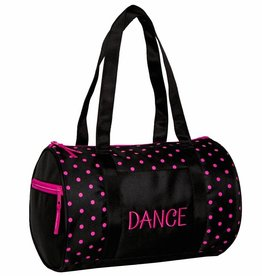 Horizon 1009 Dots Duffel Black