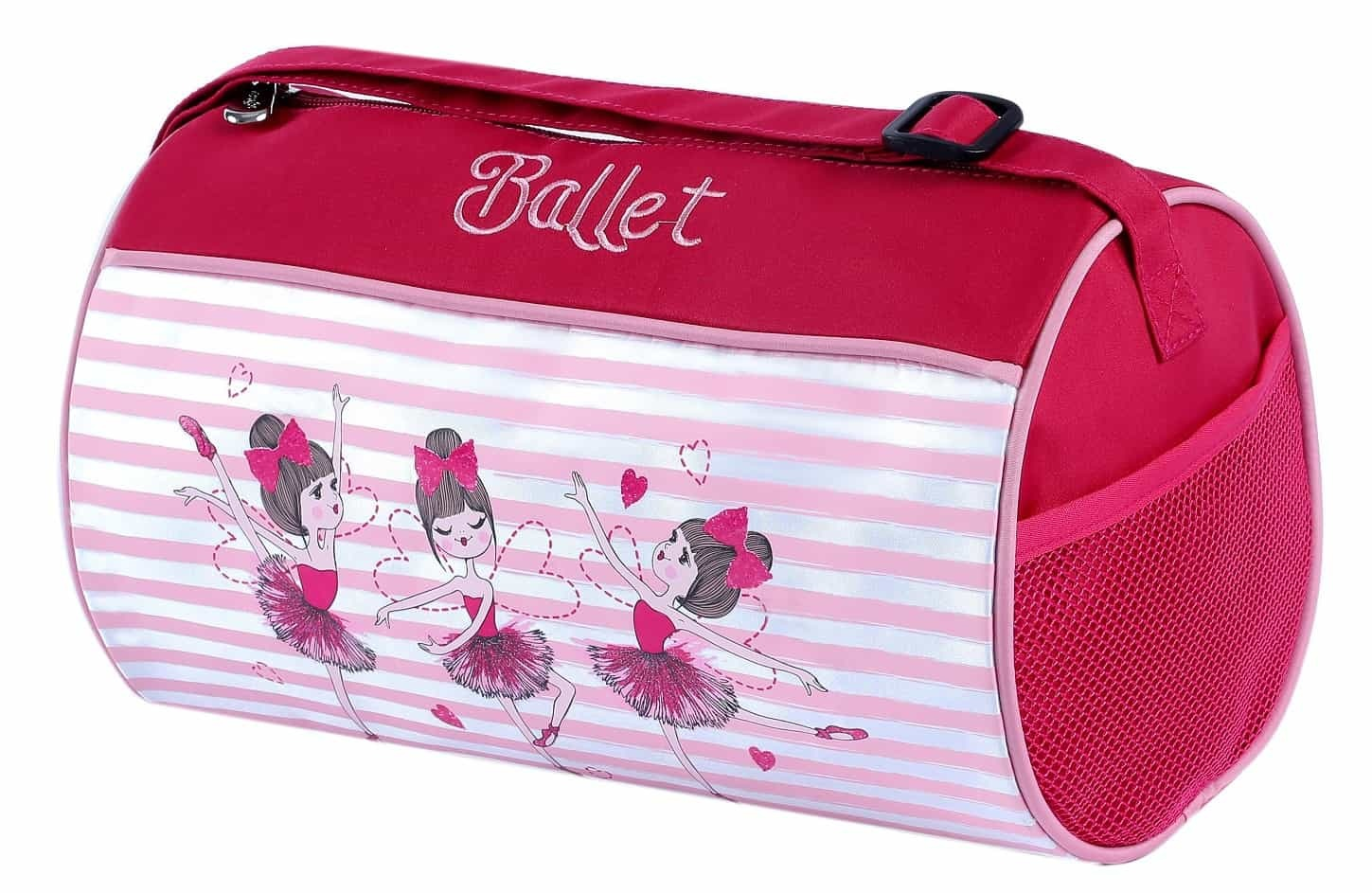 Sassi Bags OPT-02 Ballerinas on Pointe Duffel Bag