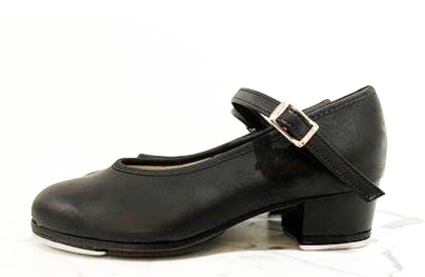 Angelo Luzio 927L Child Cuban Heel Tap Shoe