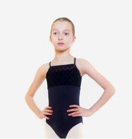 Sansha Ahmya Girls Bodysuit