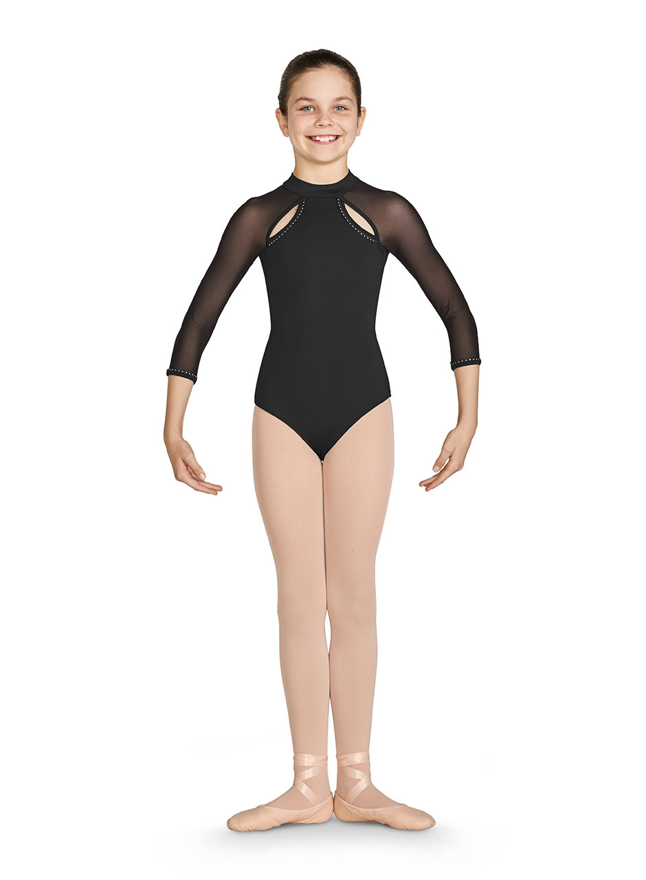 Bloch CL5526 Bodysuit for Girls