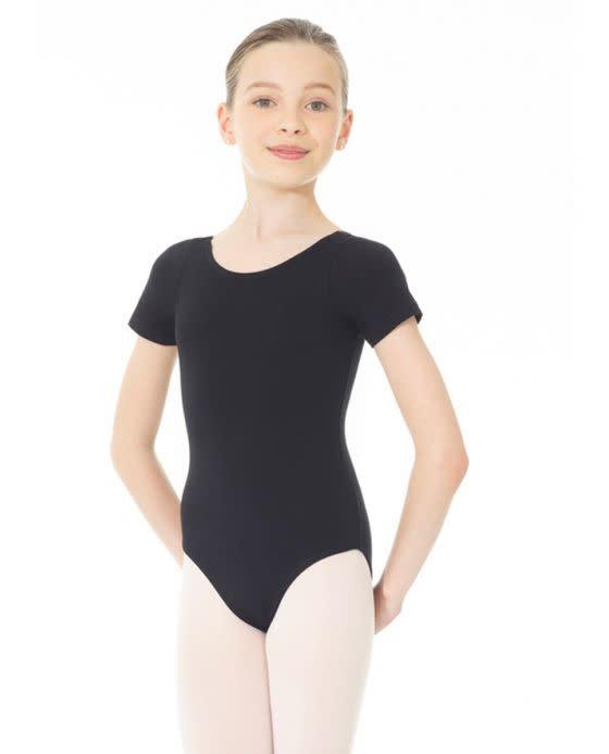 Mondor 26235 Short Sleeved Leotard for Children