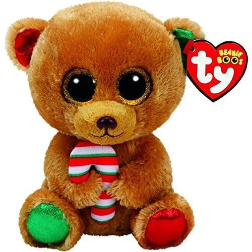Ty Bella Bear Beanie Boo Medium