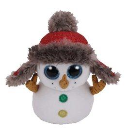 Ty Buttons Snowman Medium