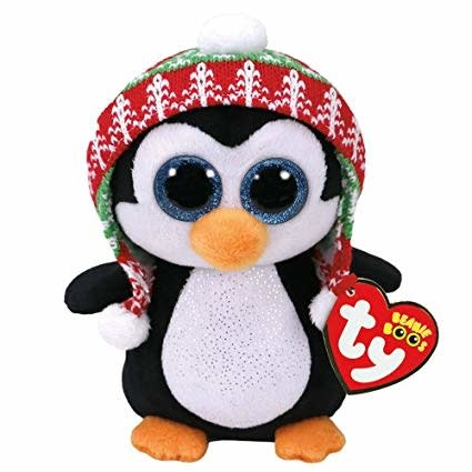 Ty Penelope Penguin Beanie Boo Medium