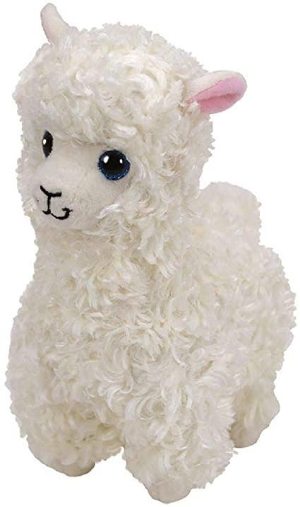Ty Lily Llama Beanie Boo Regular