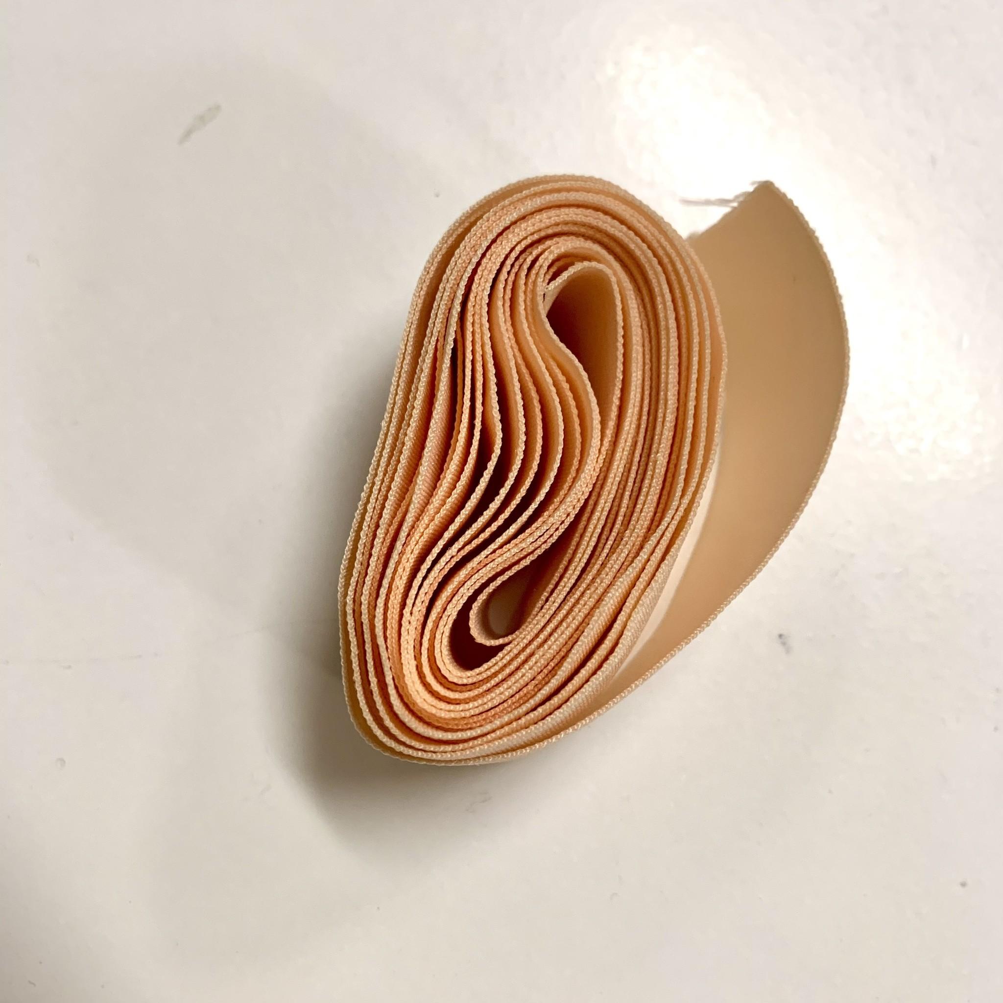 Body Wrappers Stretch Pointe Shoe Ribbon Single
