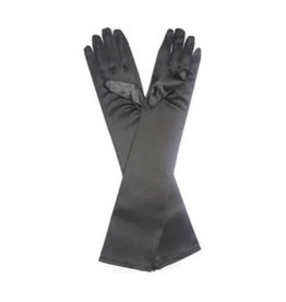 FH2 GL0050 Black Long Gloves
