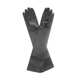 FH2 GL0050 Black Long Gloves