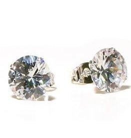 FH2 AZ0017 Crystal Earrings Pierced