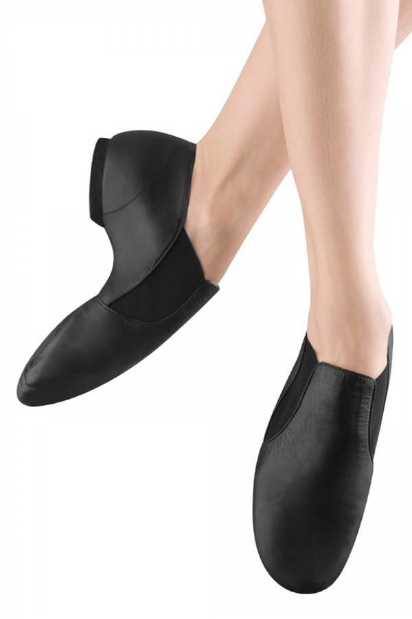 Bloch SO499L Elasta Bootie Jazz Shoe for Adults