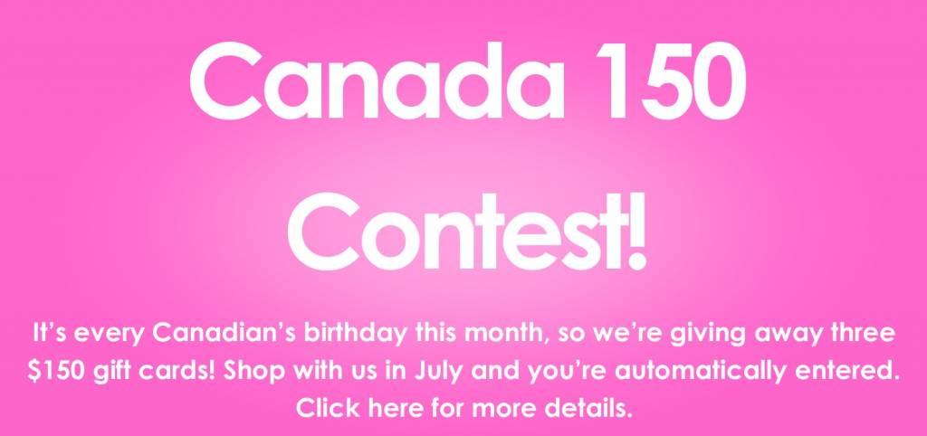Canada 150 Contest
