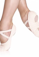 So Danca SD16S Stretch Canvas Ballet Slipper for Children
