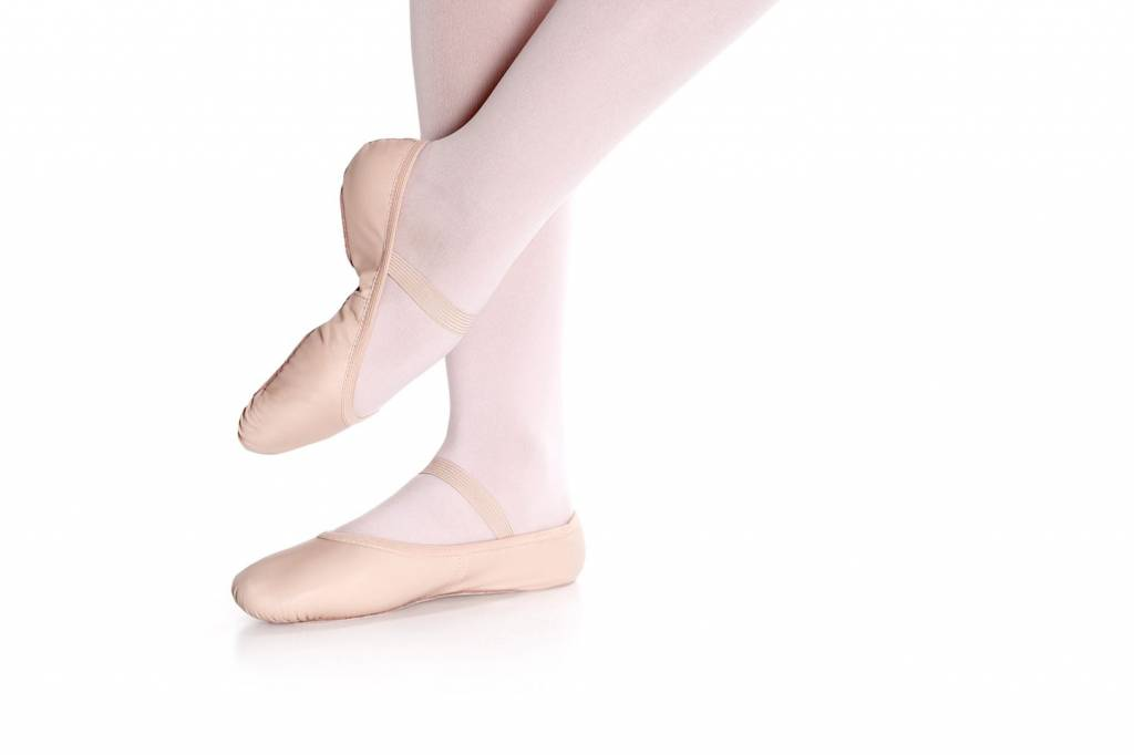 So Danca SD55L Leather Ballet Shoe for Adults
