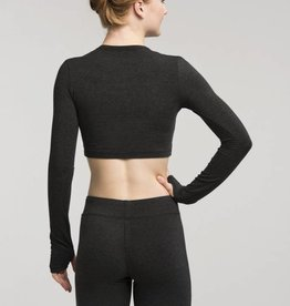 Ainsliewear 318 Long Sleeve Crop top