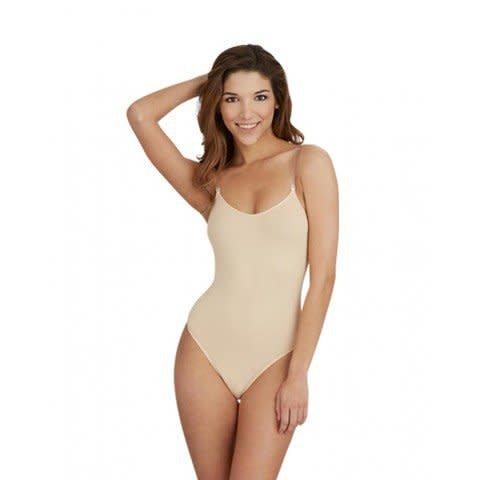 Capezio 3532 Nude Camisole Leotard for Adults