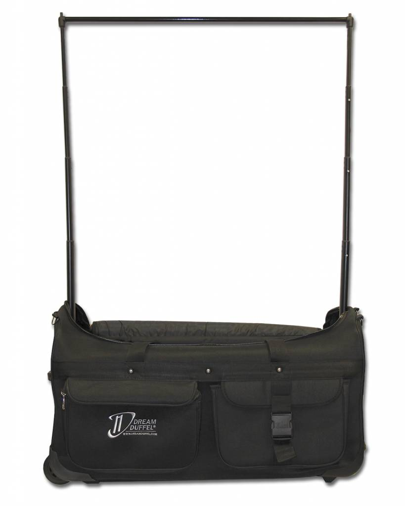 Dream Duffel Large Black Dance Bag