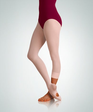 Body Wrappers A31 Convertible Tights for Adults