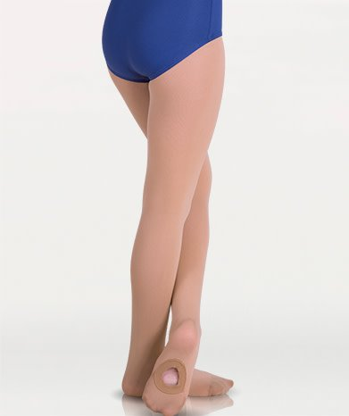 96d42cf3fca82 Value totalSTRETCH® adult convertible dance tight by Body Wrappers ...