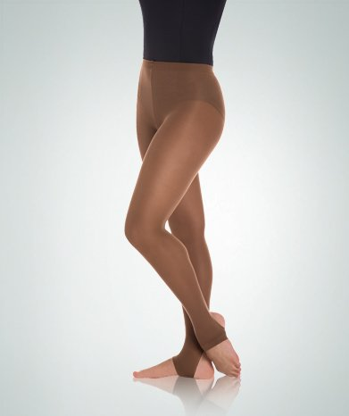 Body Wrappers A82 Stirrup Tights for Adults