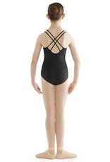 Bloch CL9587 Camisole Double strap Leotard for Girls