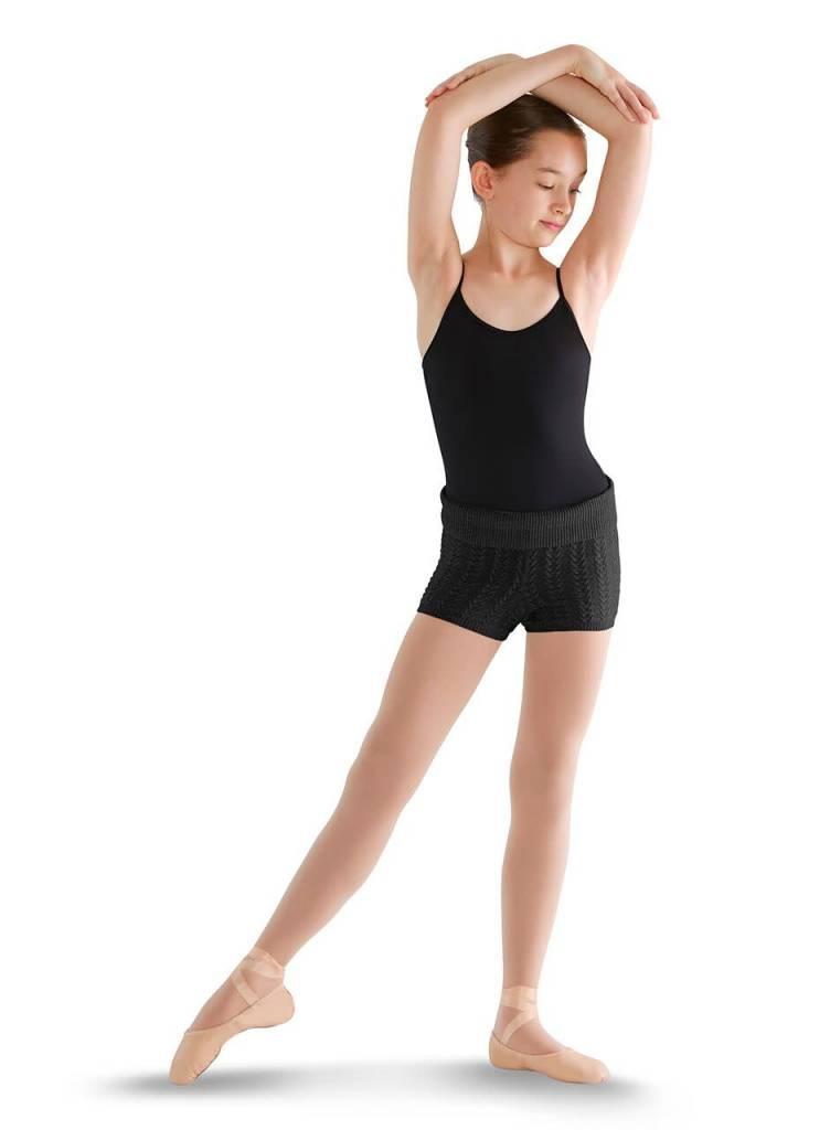 Bloch CR6754 Knitwear Shorts for Girls