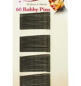 Magic Bobby Pins Black Regular