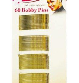 Magic Bobby Pins Gold Regular