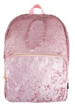 Fashion Angels Crushed Velvet Backpack