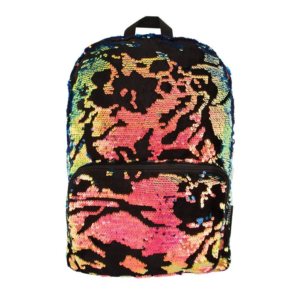 Fashion Angels Scatter Mini Magic Sequin Backpack