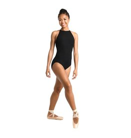 Danshuz 2465A Adult Halter Leotard