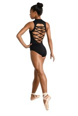 Danshuz 2724A Scuba style Bodysuit for Adults