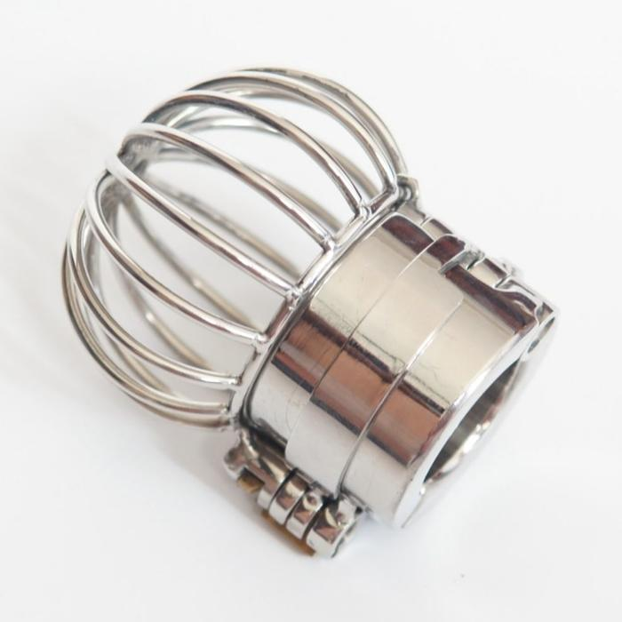 Chastity, Scrotum Cage