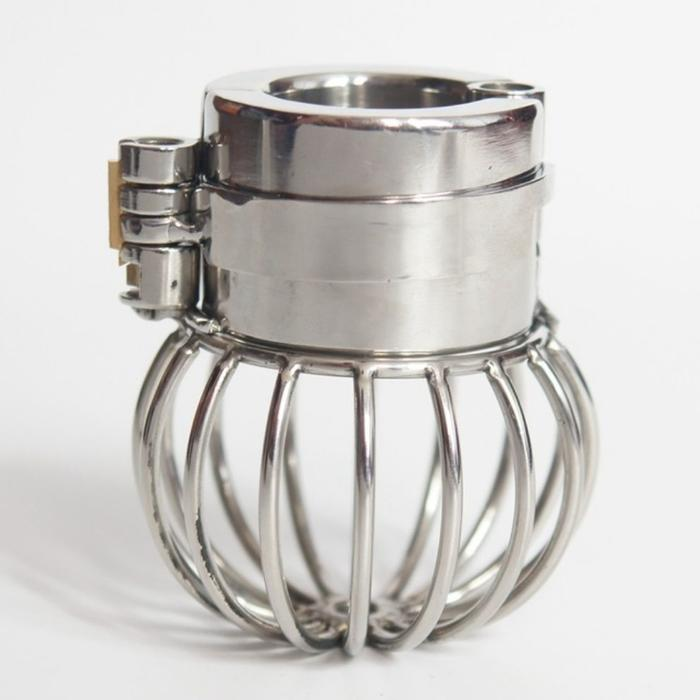 Chastity Scrotum Cage