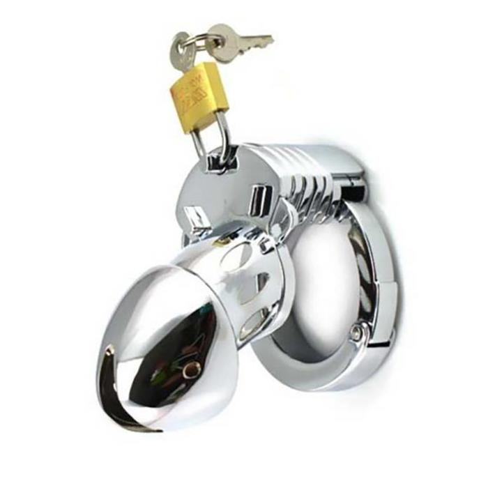 Steel CB-6000 chastity Cage